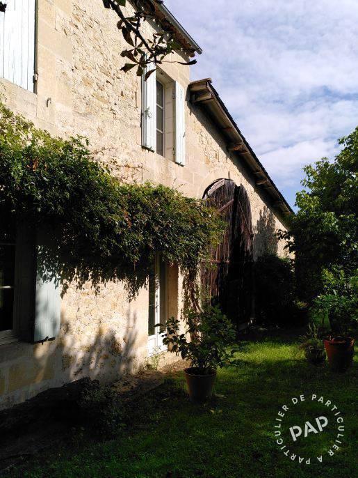 Maison 1.350€ 200m² Romagne (33760)
