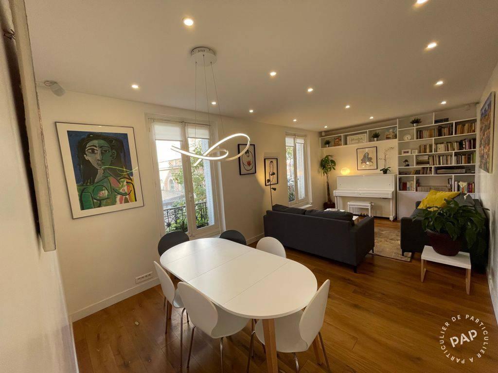 Appartement 715.000€ 62m² Paris 14E (75014)