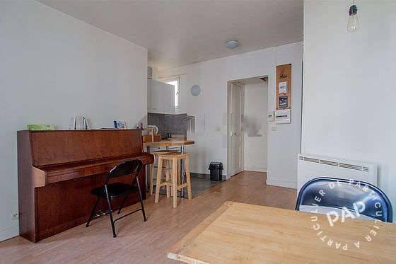 Appartement 365.000€ 32m² Paris 10E (75010)