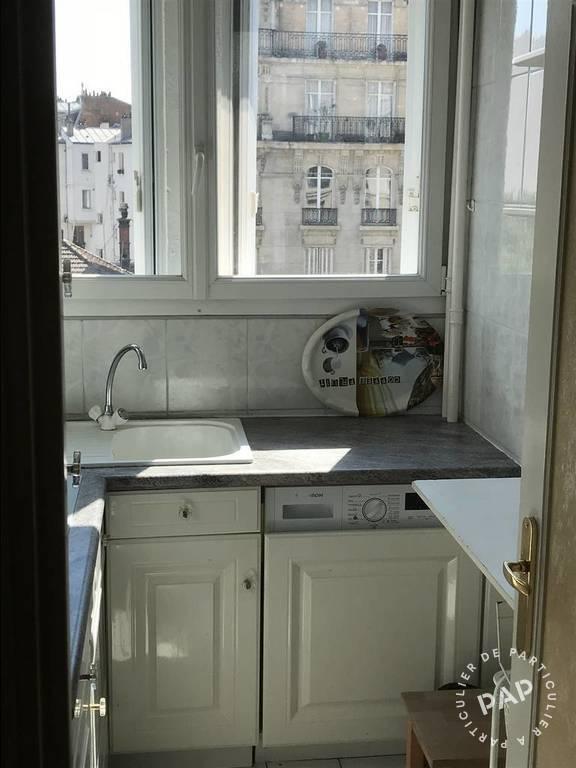 Immobilier Paris 16E (75016) 1.490€ 40m²