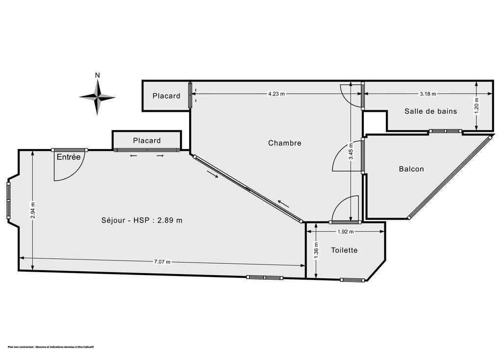 Appartement Marseille 8E (13008) 200.000€