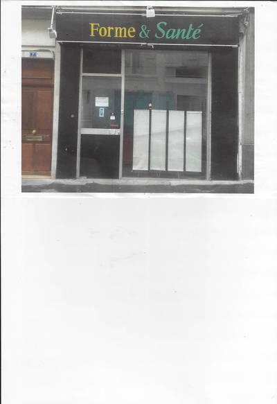 Local commercial Paris 18E (75018) - 40m² - 1.278€