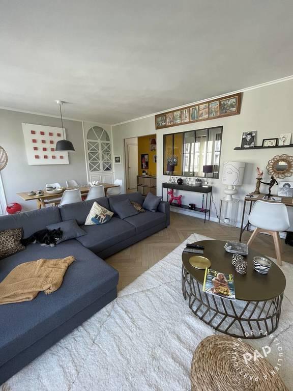 Vente Appartement Paris 16E (75016) 74m² 1.050.000€