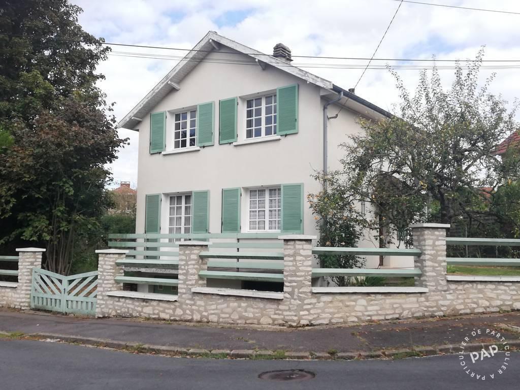 Vente Maison Lagny-Sur-Marne (77400) 147m² 460.000€