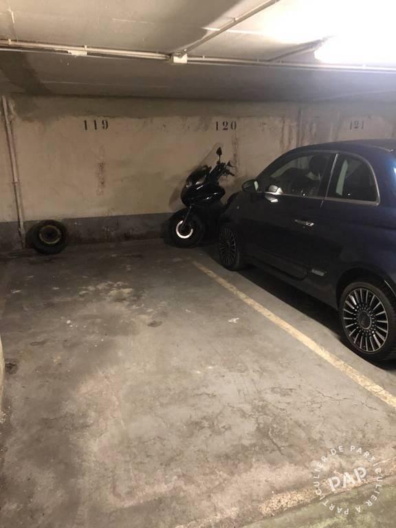 Location Garage, parking Paris 4E (75004)  185€