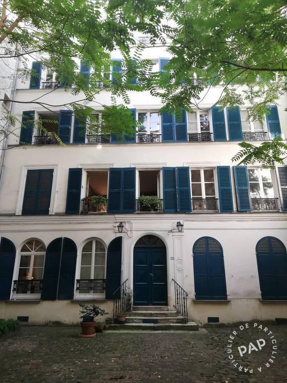 Vente Appartement Paris 17E 45m² 520.000€