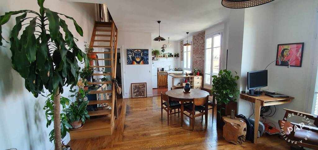 Vente Appartement Alfortville (94140) 100m² 590.000€
