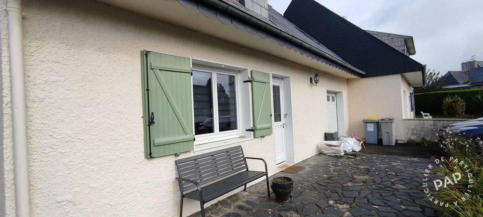 Vente Maison Lannion 110m² 150.000€