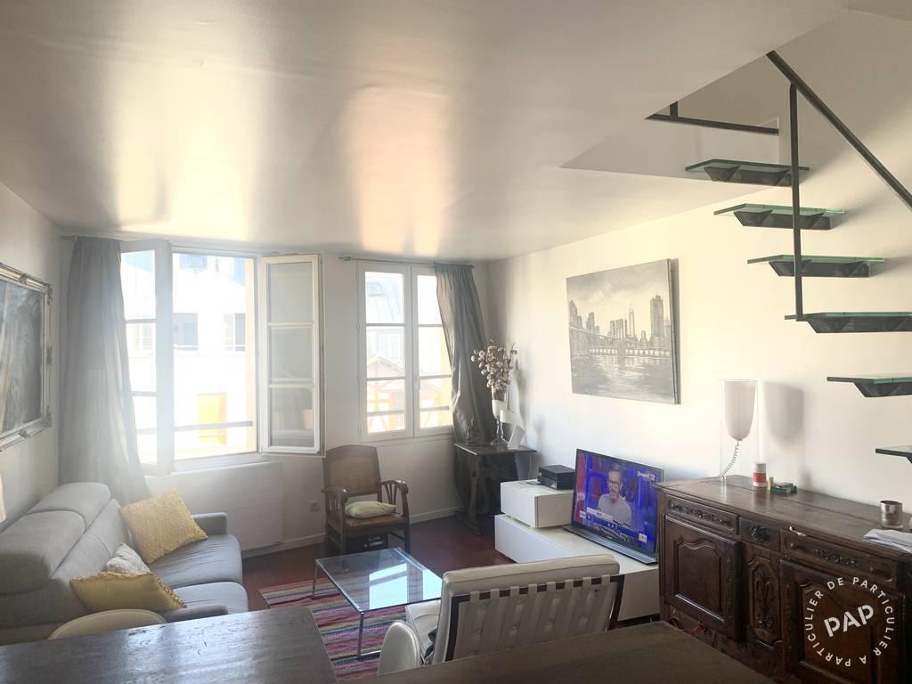 Vente Appartement Paris 1Er (75001) 51m² 682.000€