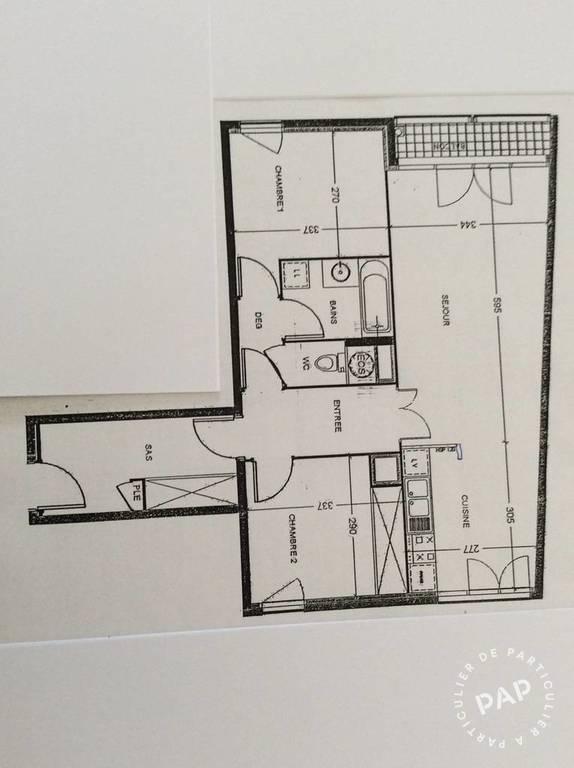 Vente Appartement Lyon 7E (69007) 66m² 310.000€