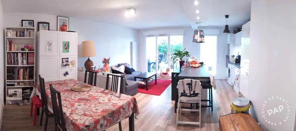 Vente Appartement Nantes (44000) 80m² 399.900€