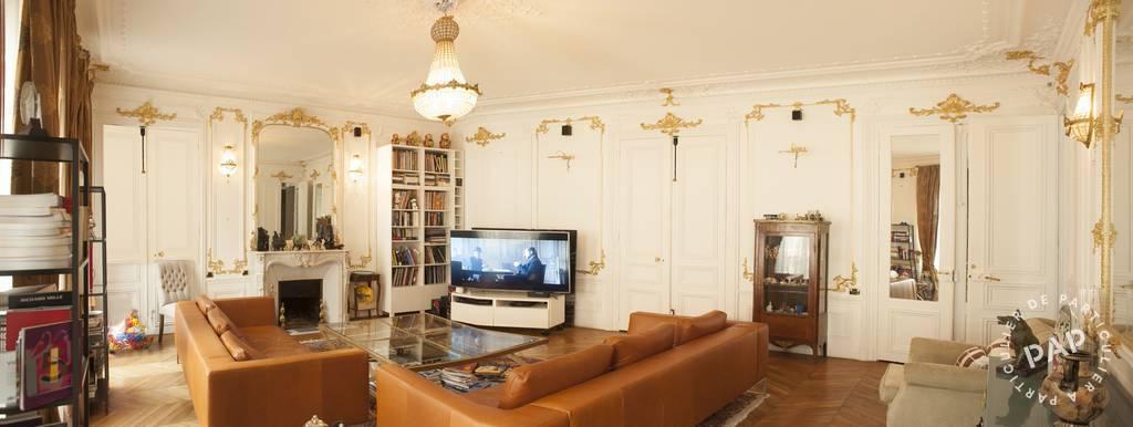 Vente Appartement Paris 8E (75008) 210m² 3.720.000€