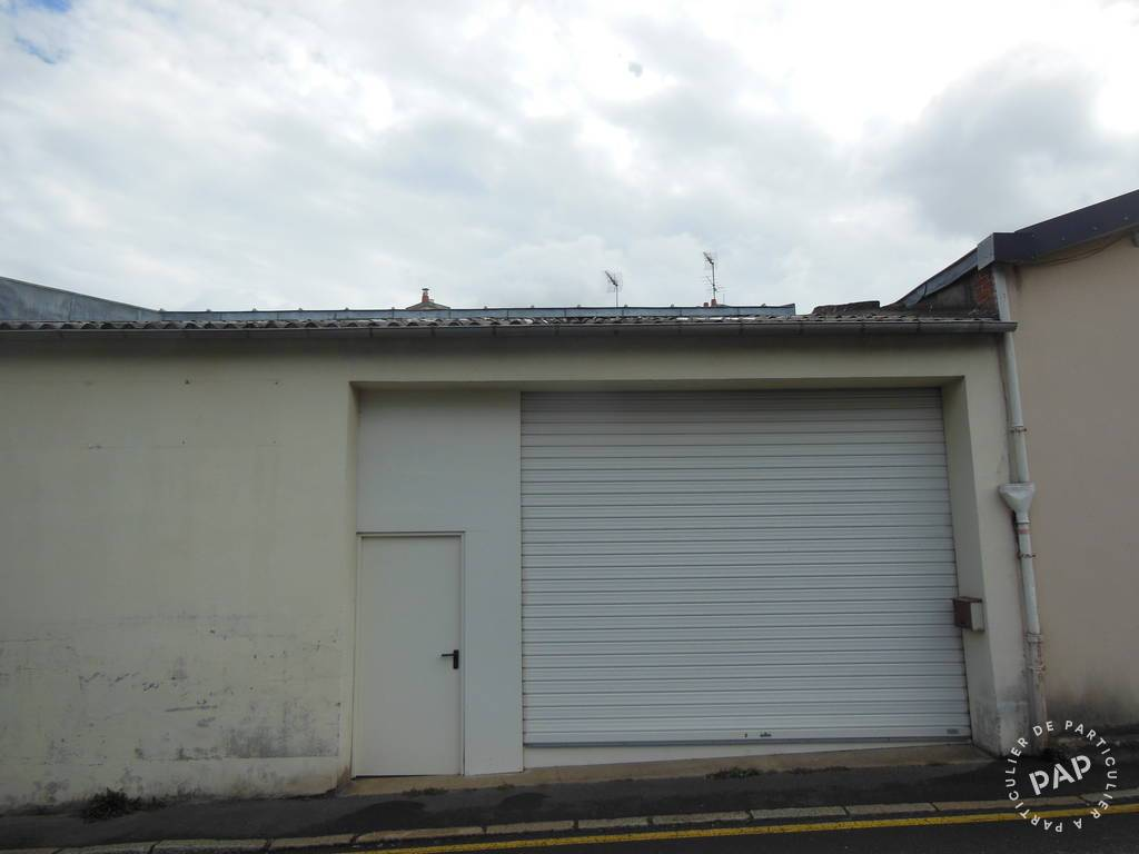 Location Garage, parking Lannion (22300)  65€