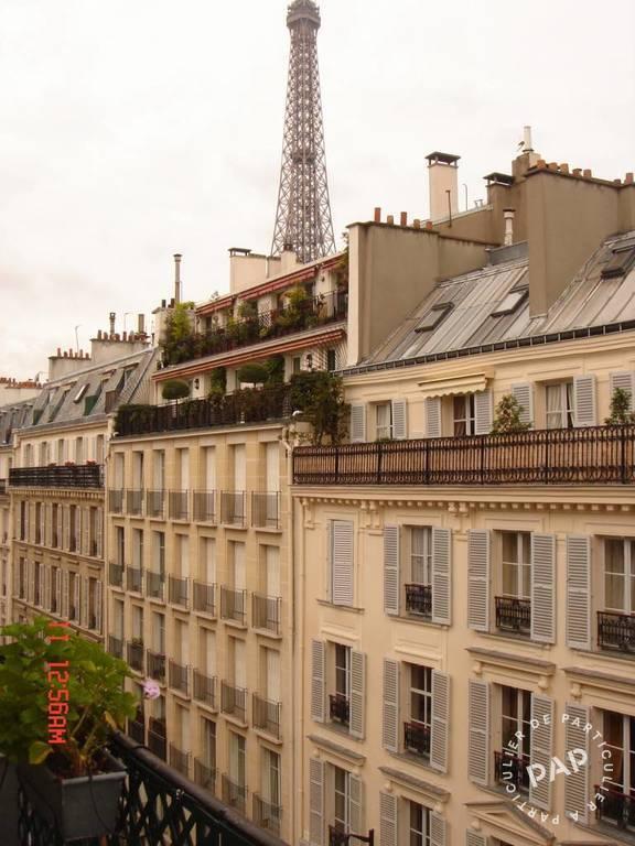 Vente Appartement Paris 7E (75007) 62m² 1.150.000€