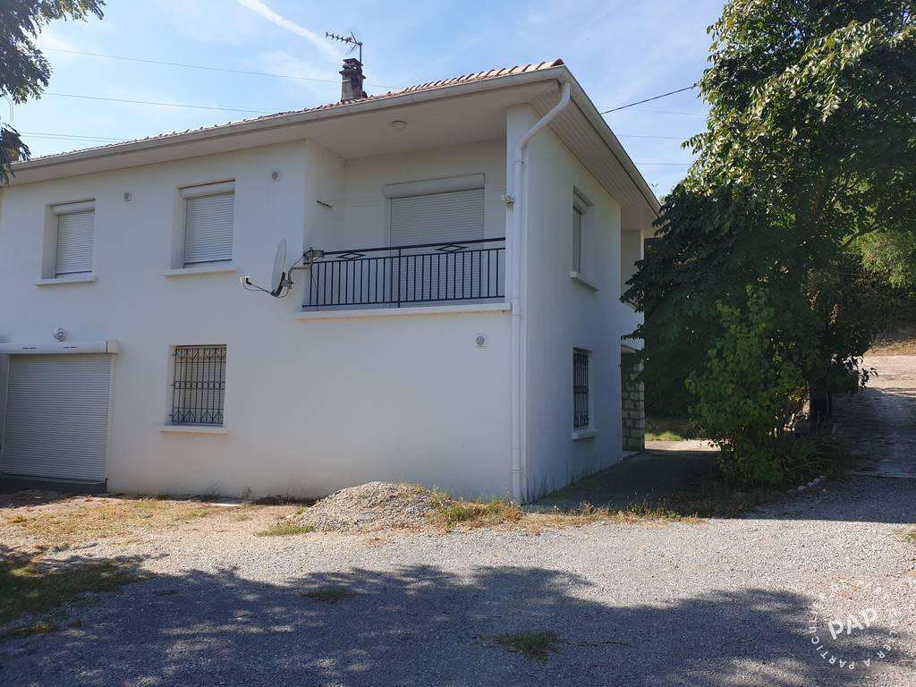 Vente Maison La Voulte-Sur-Rhône (07800) 122m² 225.000€