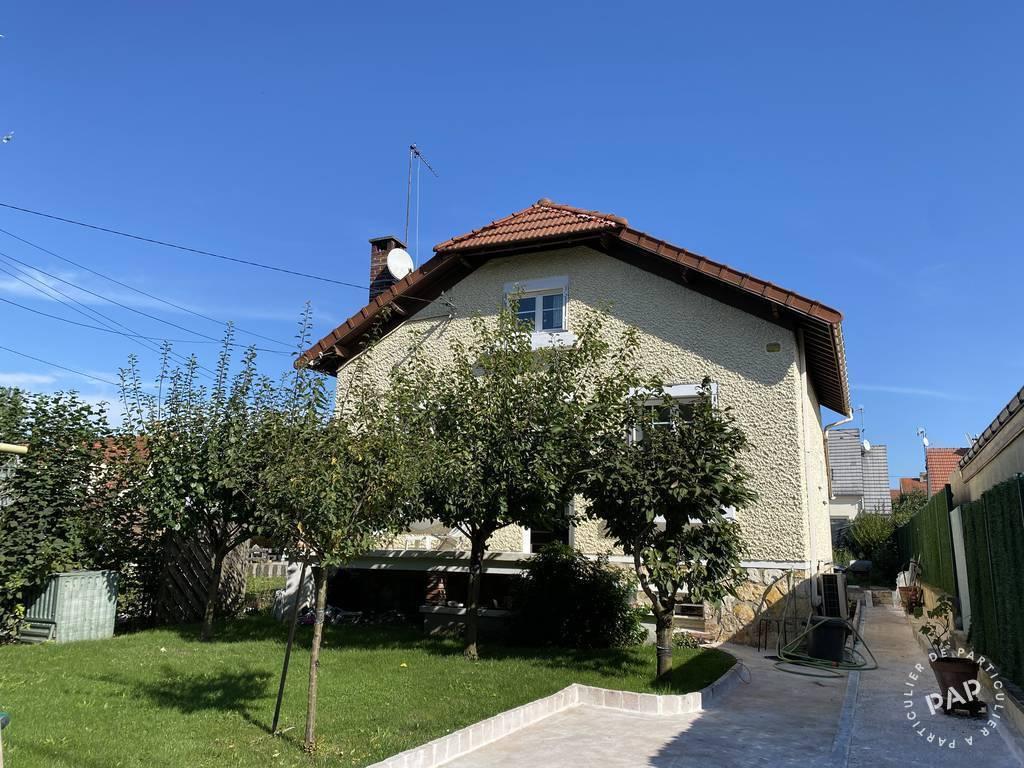 Vente Maison Mériel (95630) 107m² 369.000€