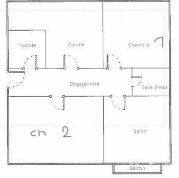 Location appartement 3 pièces Givors (69700)