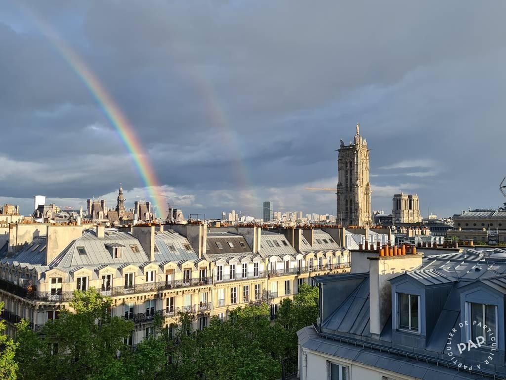 Vente Appartement Paris 1Er (75001) 80m² 1.190.000€