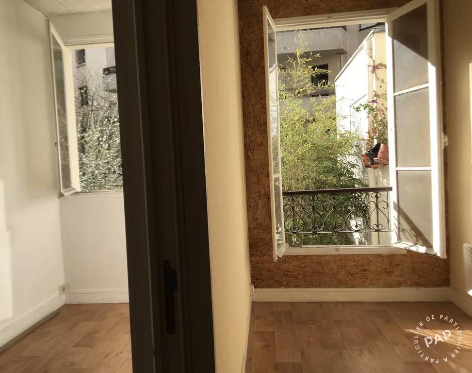 Vente et location Bureaux, local professionnel Paris 20E (75020) 54m² 480.000€