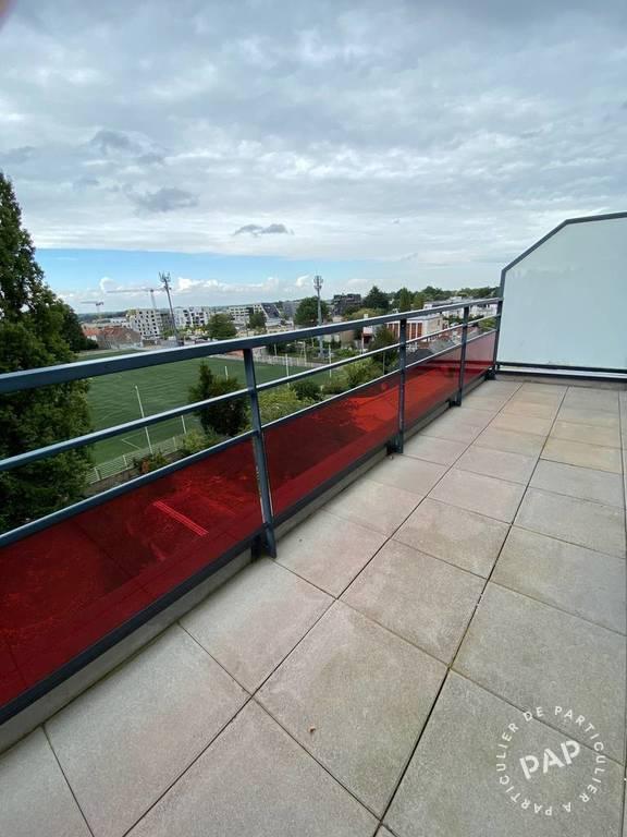 Vente Appartement Nantes (44000) 84m² 330.000€