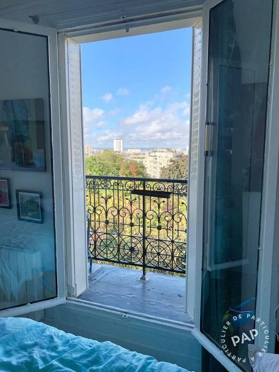 Vente Appartement Paris 19E (75019) 51m² 612.000€