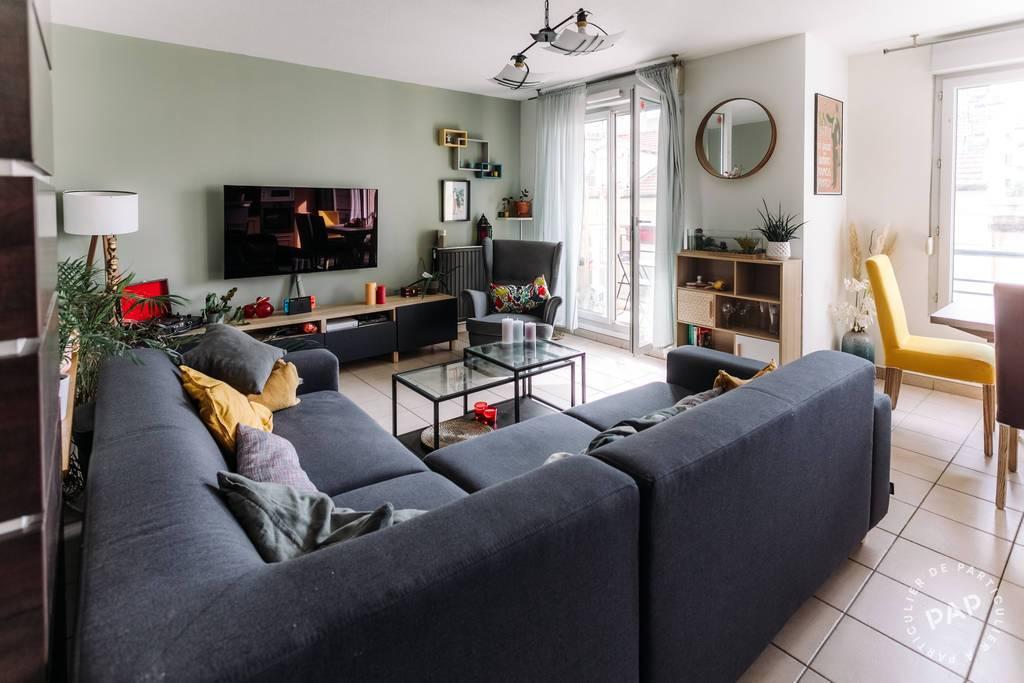 Vente Appartement Lyon 3E (69003) 80m² 430.000€
