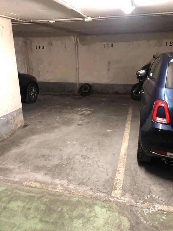 Location Garage, parking Paris 4E (75004)