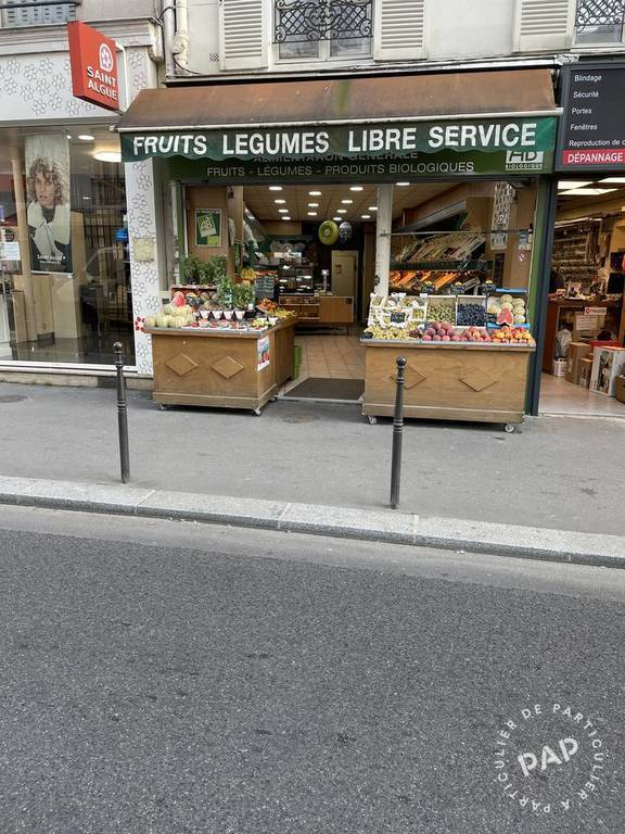 Vente Local commercial Paris 14E (75014)