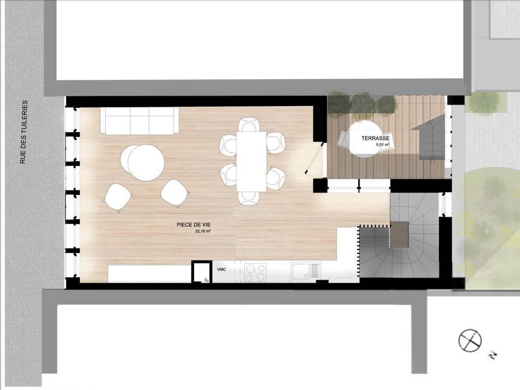 Vente immobilier 685.000€ Lyon 9E (69009)