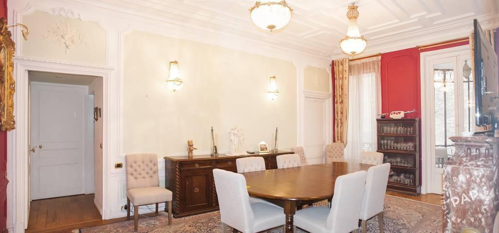 Vente immobilier 3.720.000€ Paris 8E (75008)