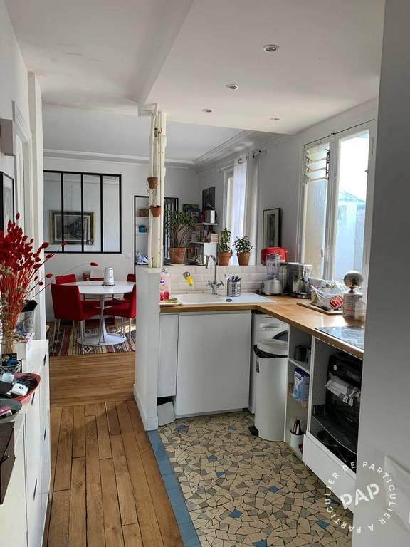 Vente immobilier 612.000€ Paris 19E (75019)