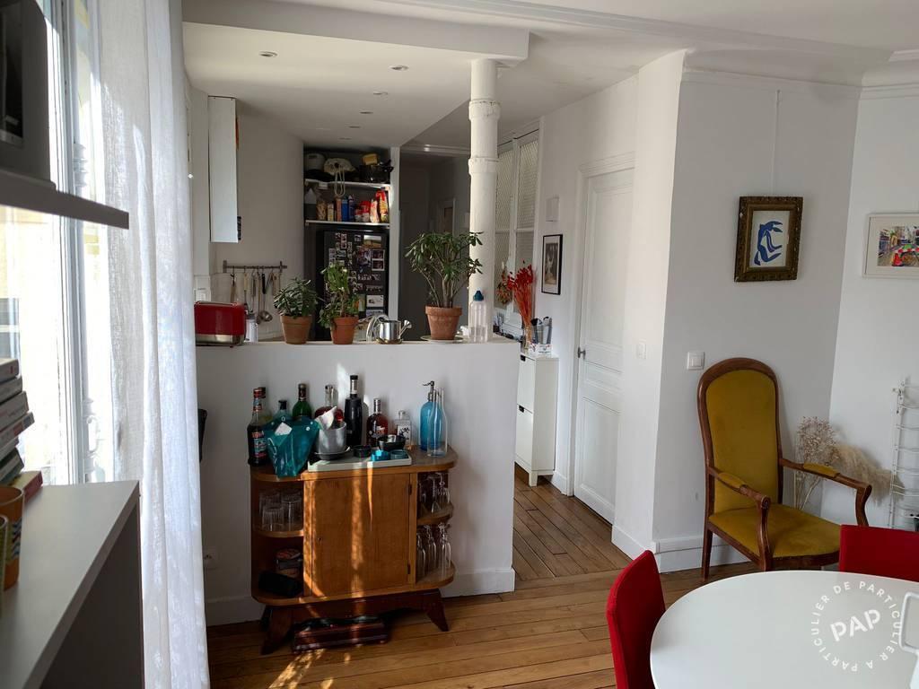 Appartement Paris 19E (75019) 612.000€