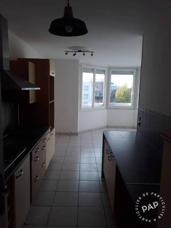Location Appartement 84m²