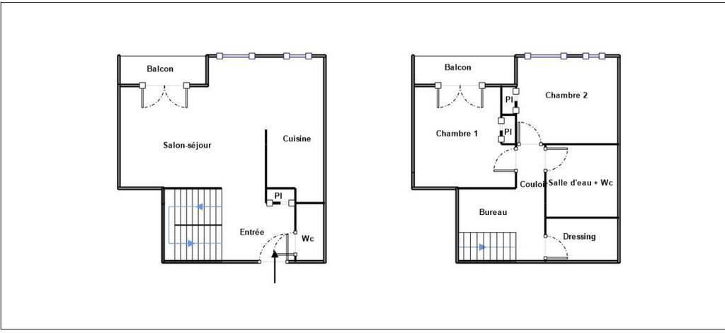 Immobilier Lyon 3E (69003) 430.000€ 80m²