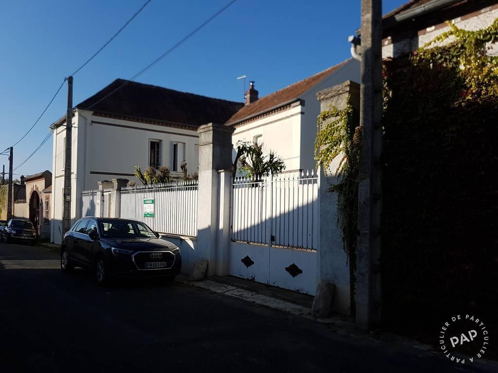 Vente Maison Thorigny-Sur-Oreuse (89260) 240m² 250.000€