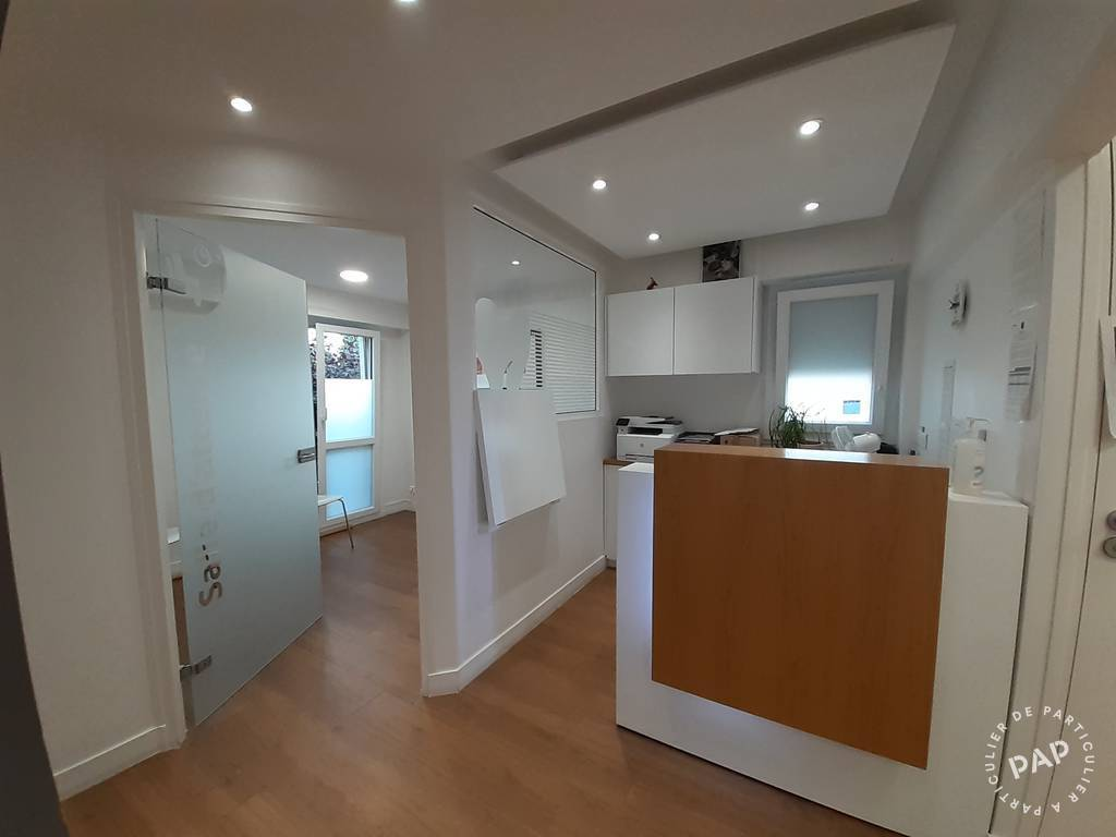 Vente et location Bureaux, local professionnel Montgeron (91230) 90m² 369.900€