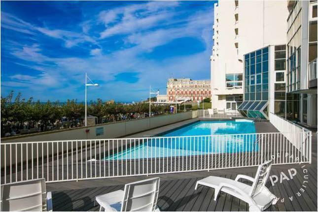 Location appartement studio Biarritz (64200)