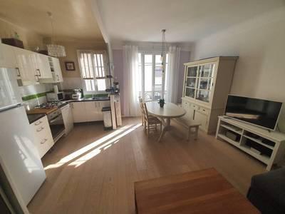 Vente appartement 2pièces 45m² Vanves (92170) - 355.000€