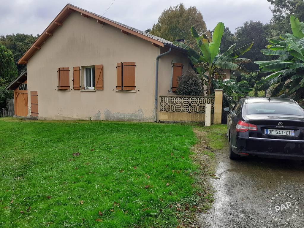 Vente maison 5 pièces Habas (40290)