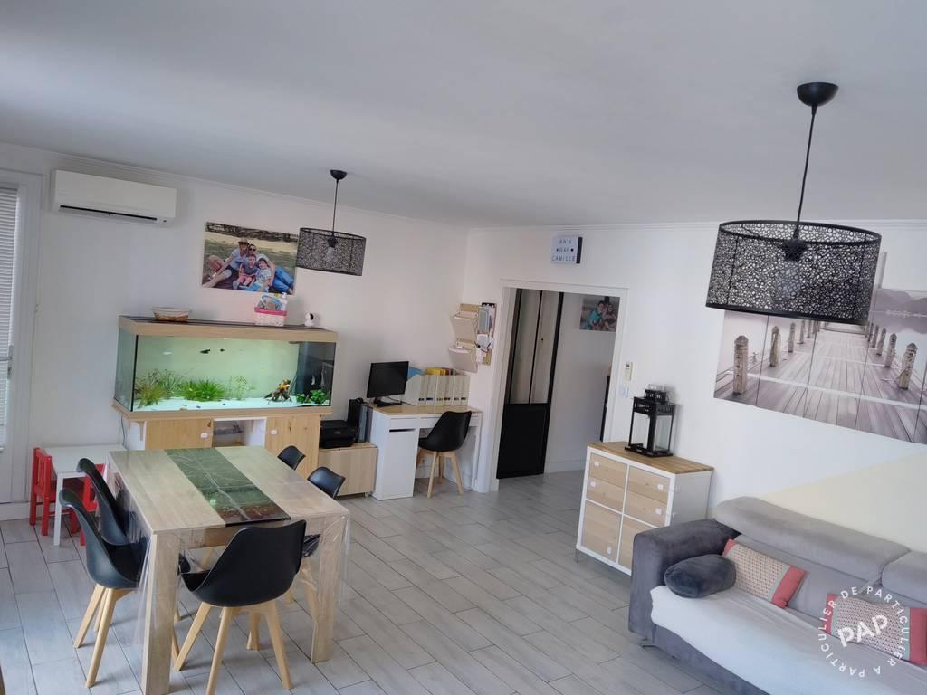Vente appartement 4 pièces Berre-l'Étang (13130)