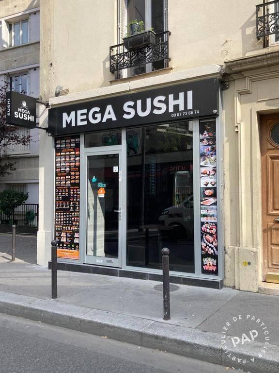 Vente Local commercial Paris 19E (75019)