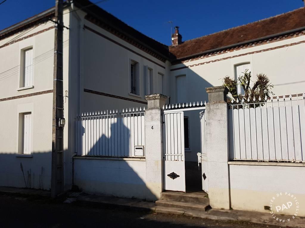 Vente Maison Thorigny-Sur-Oreuse (89260)