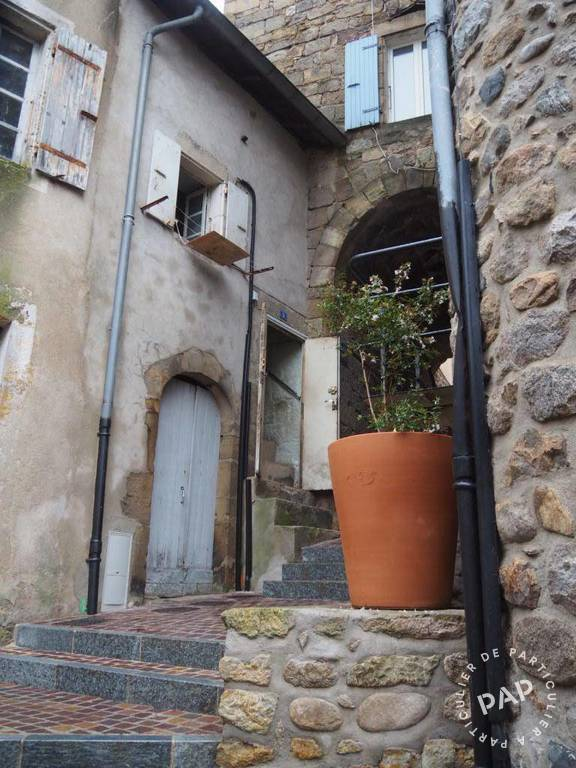 Vente maison studio Vals-les-Bains (07600)