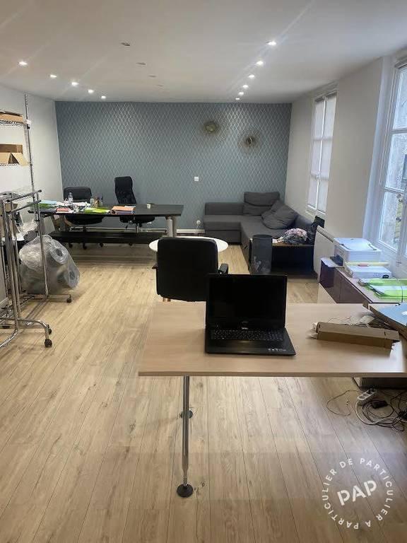Vente et location Bureaux, local professionnel Paris 17E (75017) 35m² 1.250€