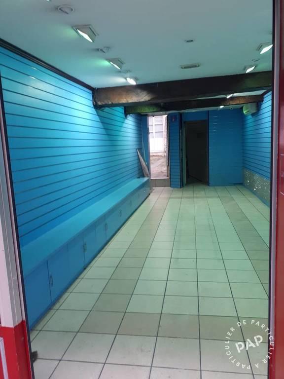Vente et location Local commercial Paris 3E