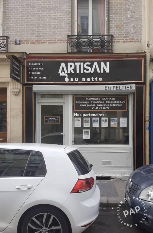 Vente et location Local commercial Paris 20E (75020) 19m² 25.000€