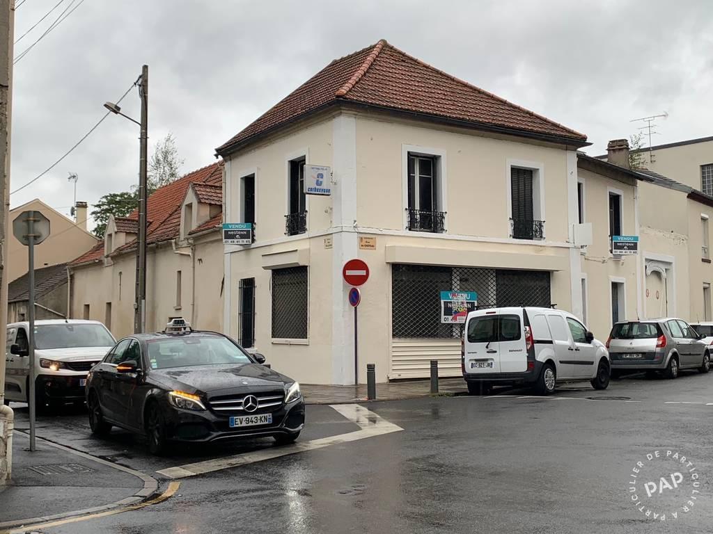 Vente et location Local commercial Montmagny 155m² 3.500€