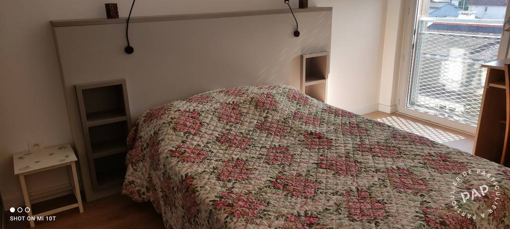Location appartement 2 pièces Saint-Herblain (44800)