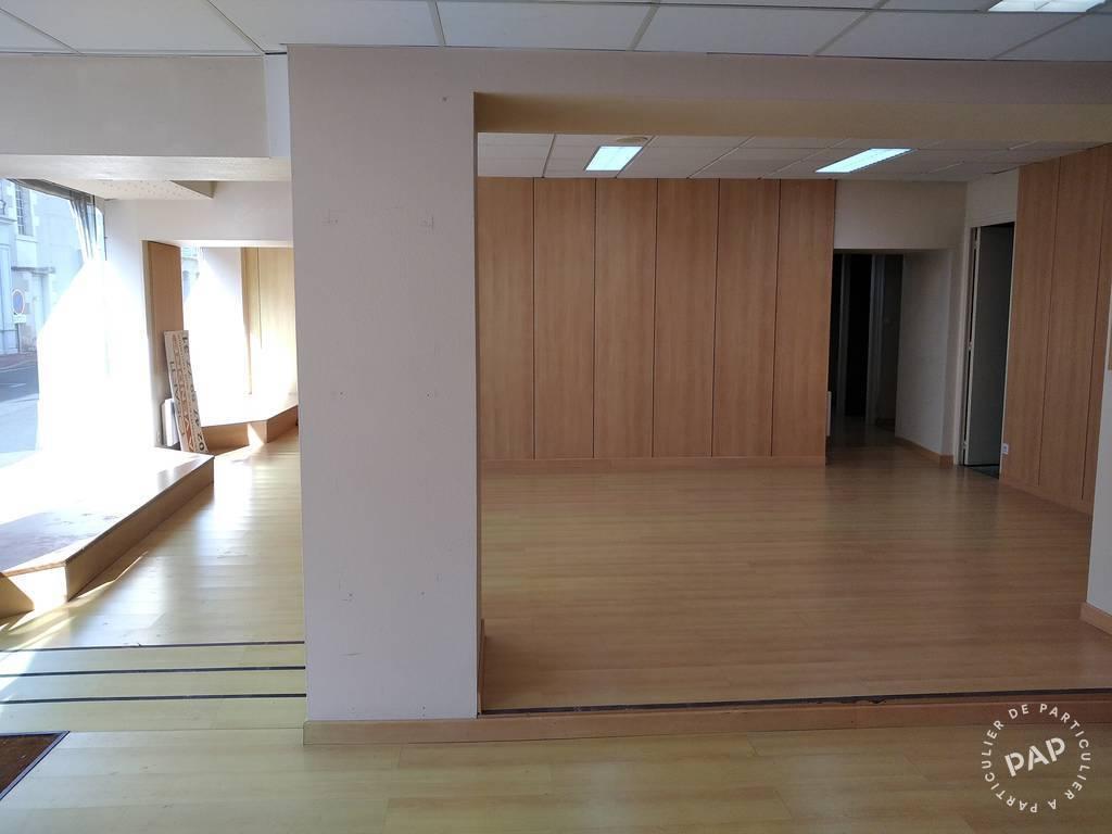 Vente et location immobilier 450€ Descartes (37160)