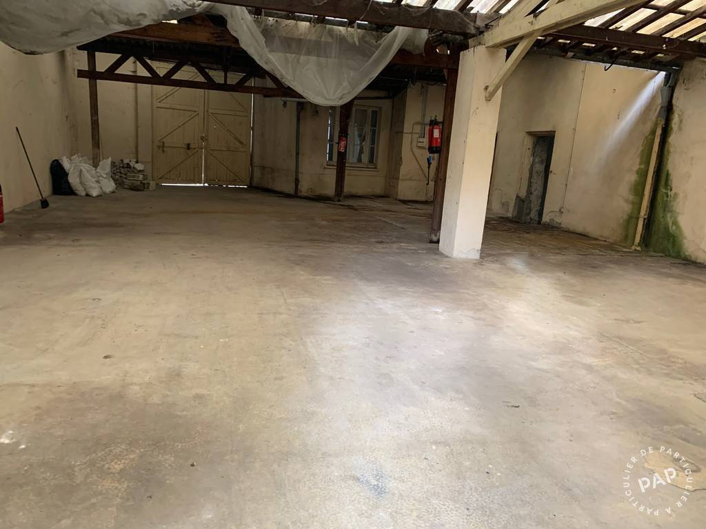 Local commercial Montmagny 7.500€